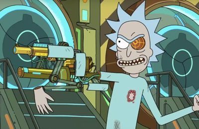 Methods to Watch Rick and Morty Online