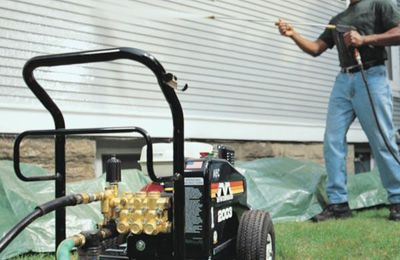 portable electric pressure washer for home use