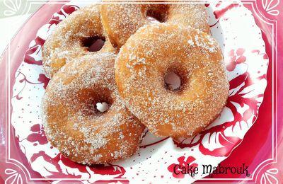 Recette donuts américains au sucre