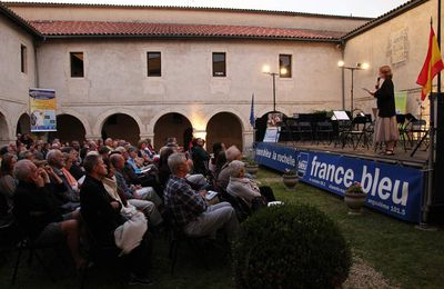 Concert à Jonzac - Les Carmes
