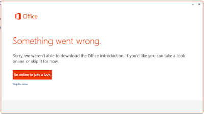 How to Fix Microsoft Office Error Code 0-1012 (0) - office error