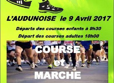 Audun-le-roman L'Audunoise le 9 avril