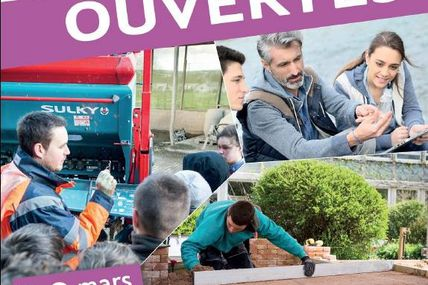 Courcelles-Chaussy Eplefpa, ouvre-toi ! le 18 mars