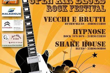Distroff Open Air Blues Rock Festival le 8 juillet