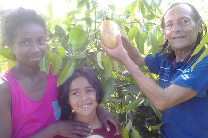 Ilet Cannelle sur la Cote d'Azur Malagasy - Deuxième Paradis sur Terre de la Famille Favre à Mada.
