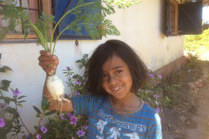 Vinod FAVRE, amateur de carotte ! ! ! !