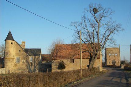Quartier Saint-Andoche : Route de la Genetoye - Deuxième partie.