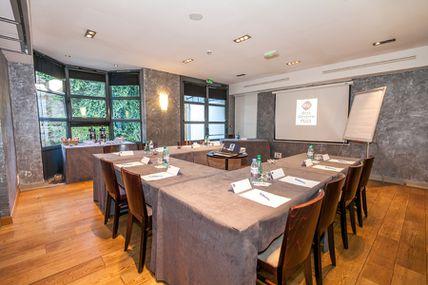 28 novembre - Reportage immobilier pour le Best Westerne de Vannes et d'une résidence hotelière