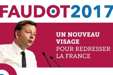 Un Nouveau Visage pour Redresser la France