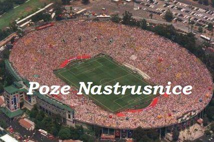 Avem si noi stadioane moderne, în toate catunele, cu 3-4 spectatori în ele...