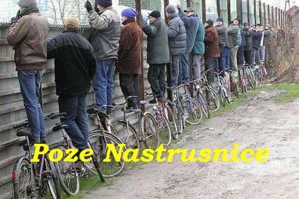 Si bicicletele-s bune la ceva...