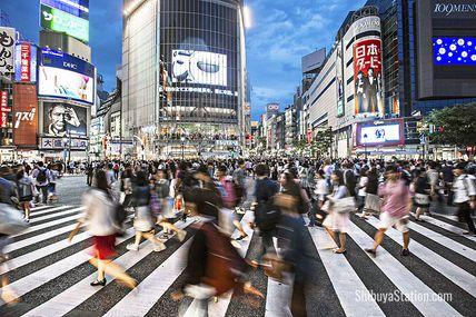 Tokyo : Des yeux comme des soucoupes
