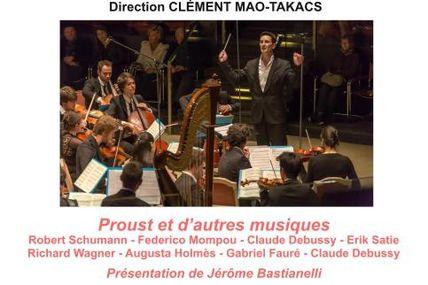 Une soirée magnifique, grâce à Marie-Pierre et Jérôme, Clément et quelques autres: bravissimo!