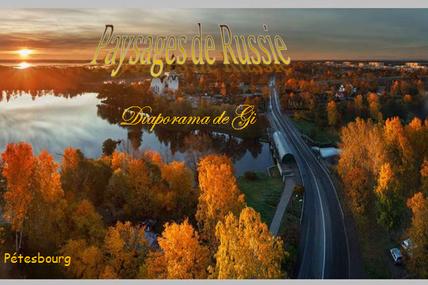 Paysages de russie