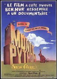 Vendredi 13 janvier : Des hirondelles pour annoncer la nouvelle année ... Venez rire avec «Monty Python, sacré-graal» !