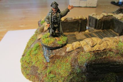 Renforts Waffen ss warlord games