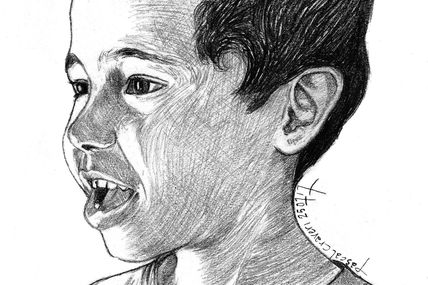 Johann - 250717 - 87 mois - 88eme portrait