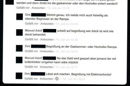 Dierk Schaefers Blog Ein Riß geht durch Deutschland – Erst jetzt?
