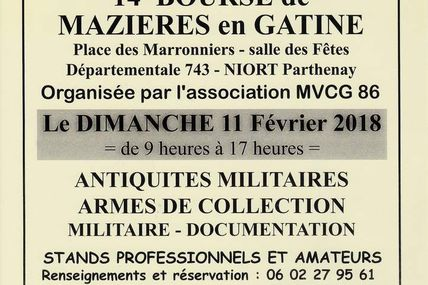 MANIFESTATIONS - Calendrier -