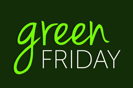 Vive le Green Friday!