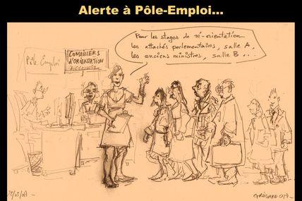 de nouvelles catégories de demandeurs d'emploi?