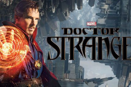 Doctor Strange Red Carpet World Premiere