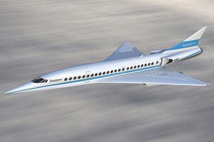 La start-up américaine Boom réinvente le Concorde