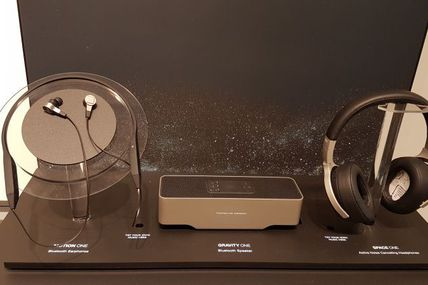 KEF s'expose dans la boutique Porsche Design de Paris
