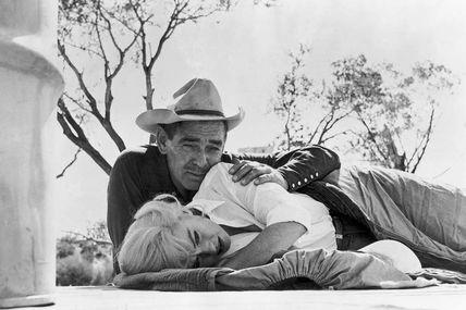 Les Désaxés (The Misfits - John Huston, 1961)
