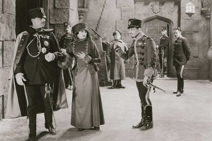 Le Prisonnier de Zenda (The Prisoner of Zenda - Rex Ingram, 1922)