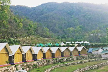Vatika Luxury Camp at Mohanchatti, Rishikesh