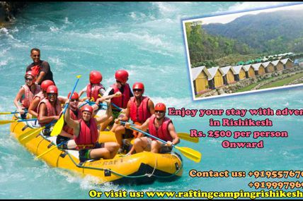 Rishikesh Adventure Packages