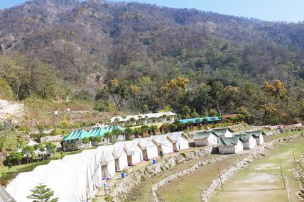 Three Star Luxury Camps in Rishikesh / By Krishna Holidays