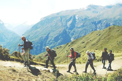 Kunjapuri Trek: Very famous trek in Rishikesh