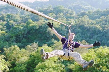 Zipline Adventure Package in Rishikesh
