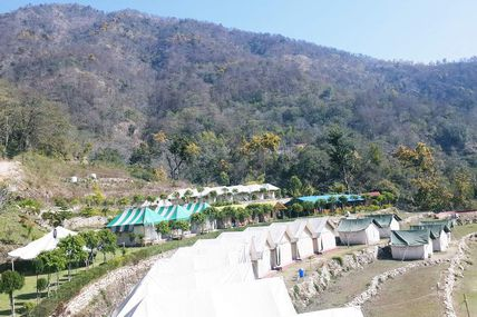 Luxury Cottages in Rishikesh / By Krishna Holidays