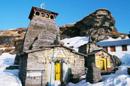 Tungnath temple will open on 3 May 2017