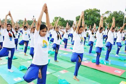 History of International Yoga Festival