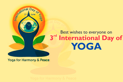 Happy International Day of Yoga 2017
