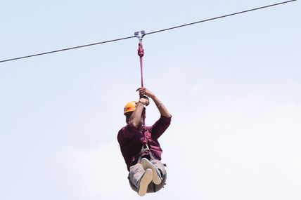 Rishikesh Zipline Adventure