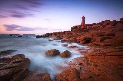 Les côtes bretonnes