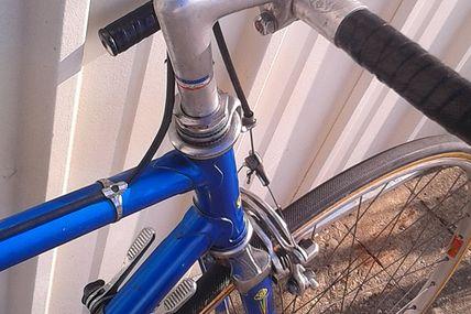 2 vélos qui vont rouler à LAVAL