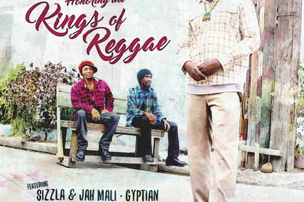 Suga Roy & The Fireball Crew, Conrad Crystal and Zareb - Honoring The Kings Of Reggae
