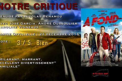 Notre Critique : A FOND