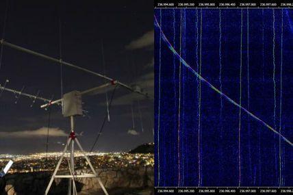 Un satellite vieux de 50 ans se remet en fonction et retransmet des données....
