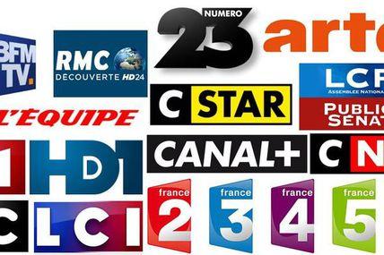 Audiences hebdos du 7 au 13/08/17: TF1, Fr2 et M6 déçoivent. Fr3 atteint 10,9% du public. L'été est difficile pour C8, TMC et NRJ12.