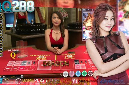 An Easy Live Casino Game To Play And Bet Today Dragon Tiger