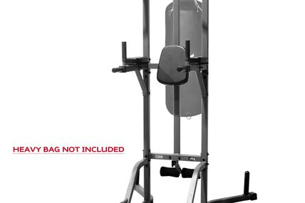 3 way heavy bag stand