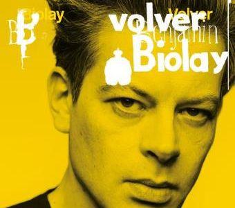 Nouvel album: Volver Benjamin Biolay