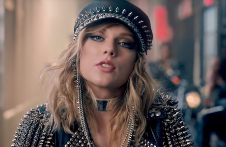 Vidéo Du Jour: Look What You Made Me Do Taylor Swift